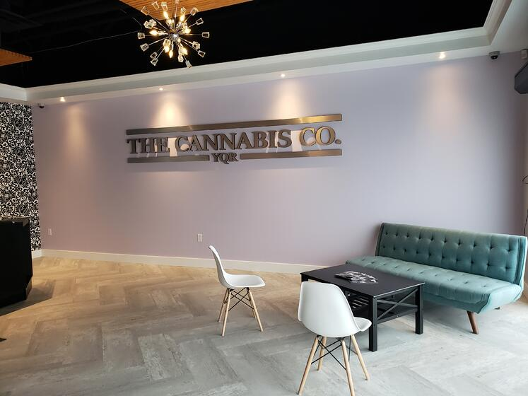 Cannabis Co. YQR