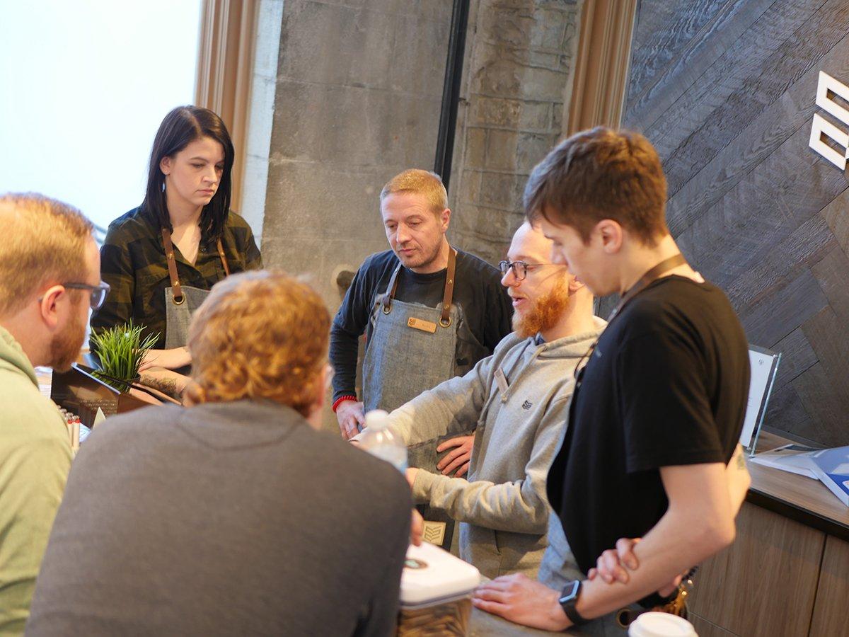 Spiritleaf Cannabis Store Staff Training