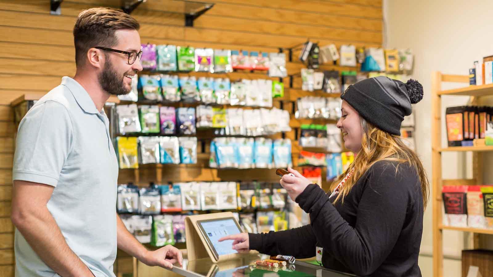 Cannabis sales tax in California