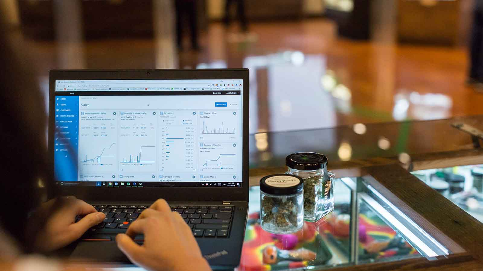 Cannabis Dispensary Inventory Auditing