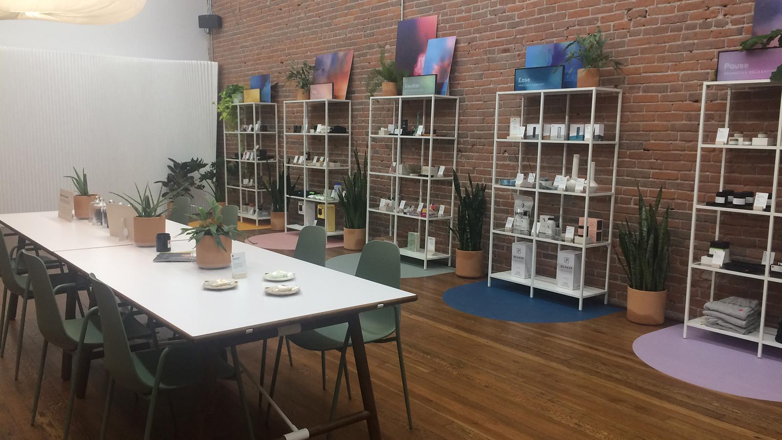 Cannabis Retail Pop Up Shop
