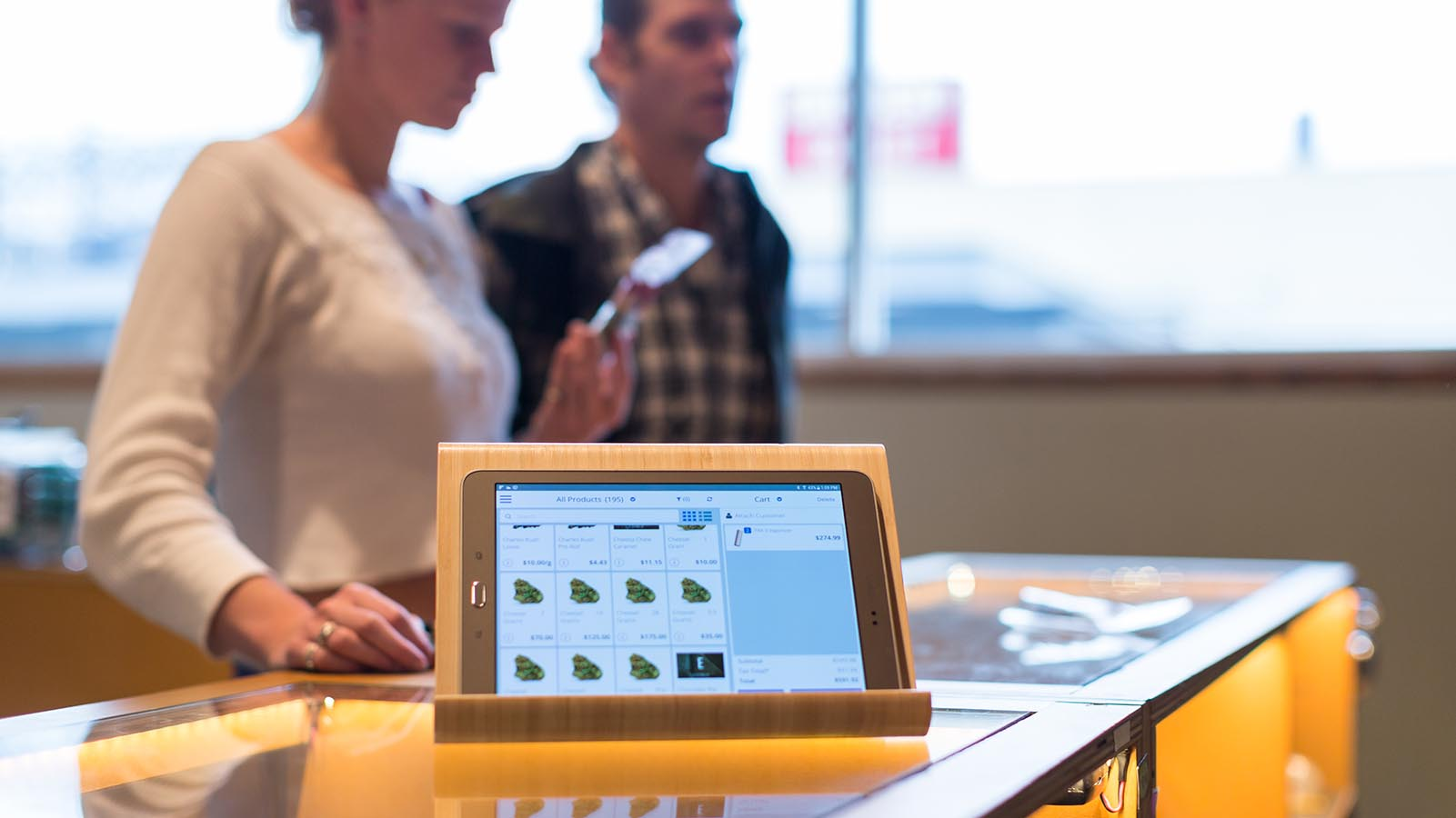 Integration Platform for Cannabis Retailers