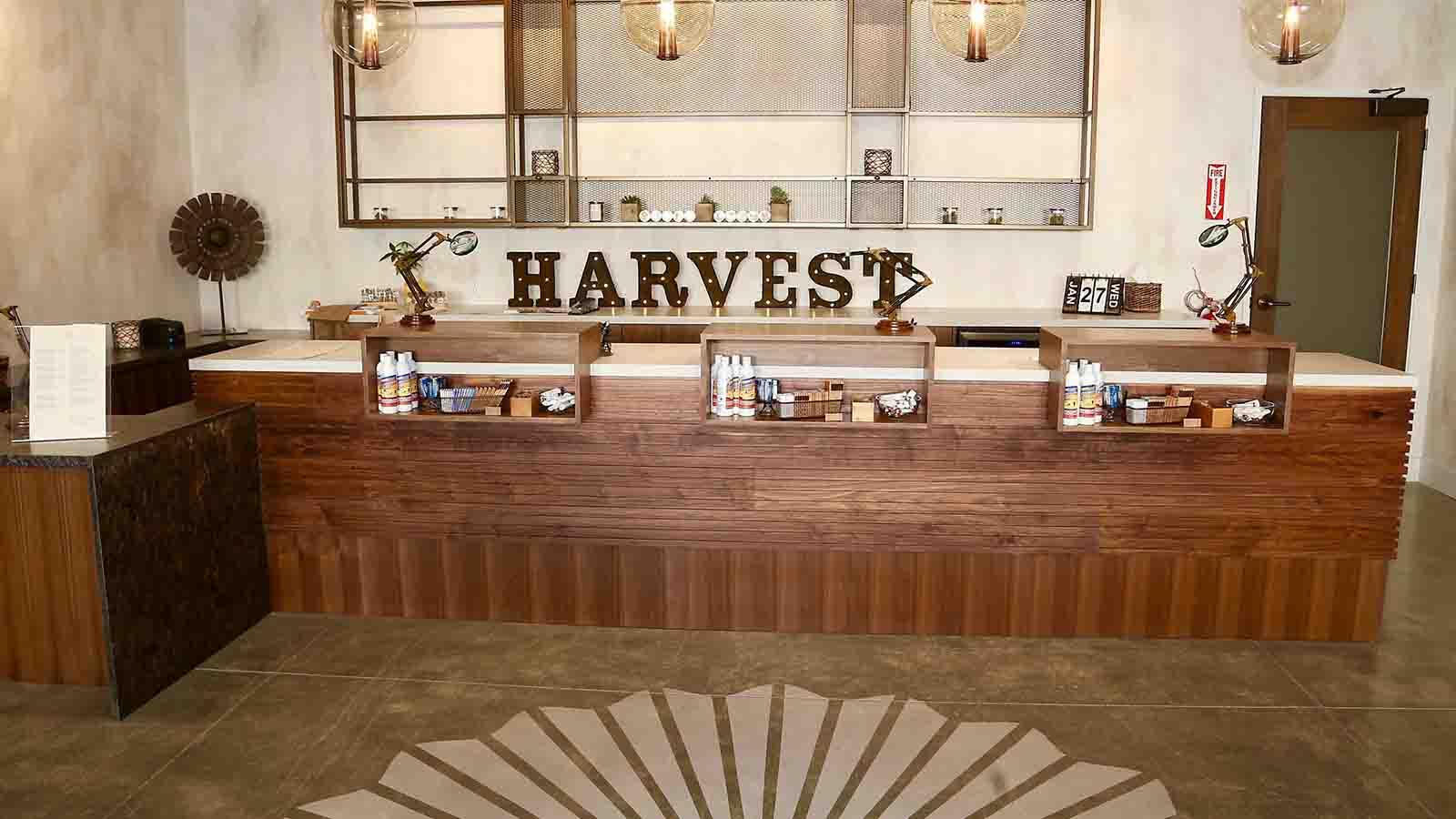 Harvest in SanFrancisco
