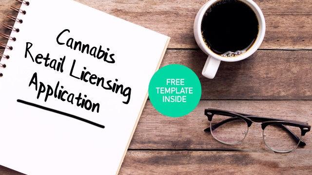 Cannabis Retail Licensing Application Template