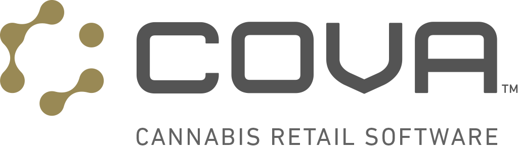cova cannbis retail software logo