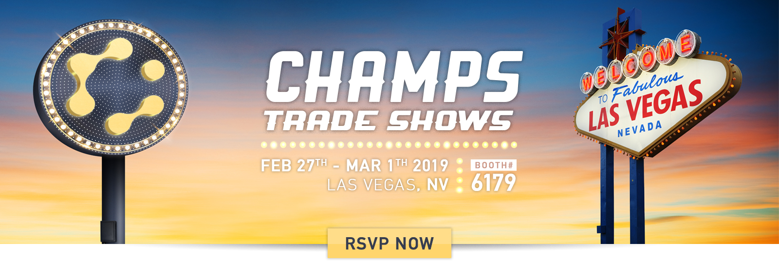 Cova-Champ-Trade-Show-in- Las-Vegas-2019