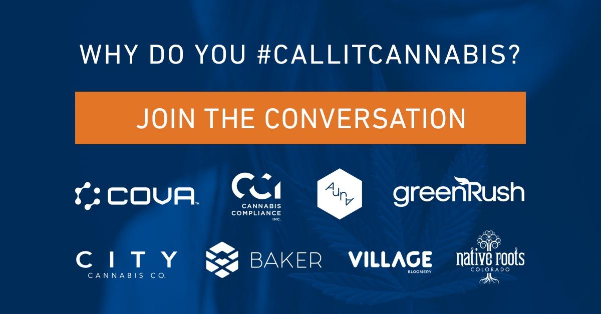 Cannabis Community, Why Do You Call it Cannabis?