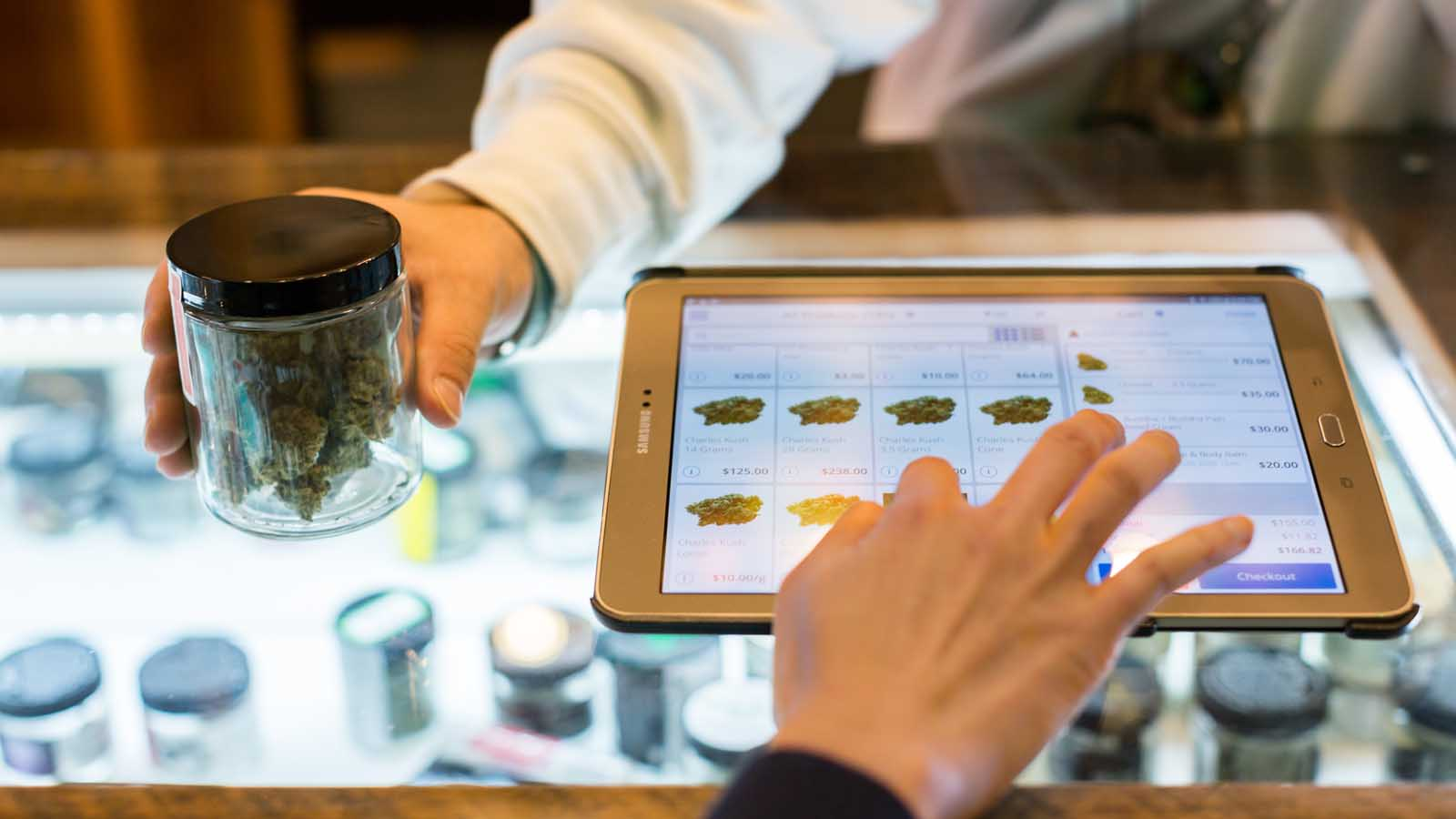 Inventory Management and Sales Tracking System for Saskatchewan Cannabis Retailers
