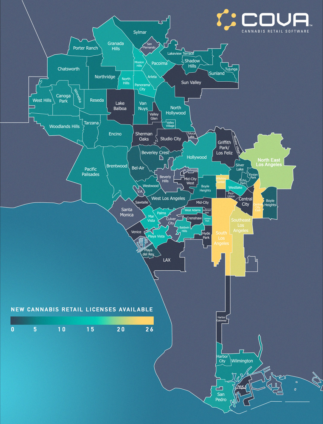 Cova-California-Heat-Map