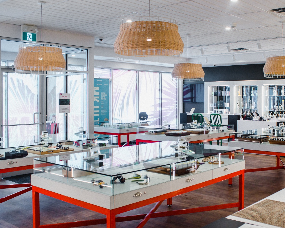 10 Must See Cannabis Retail Stores in Alberta