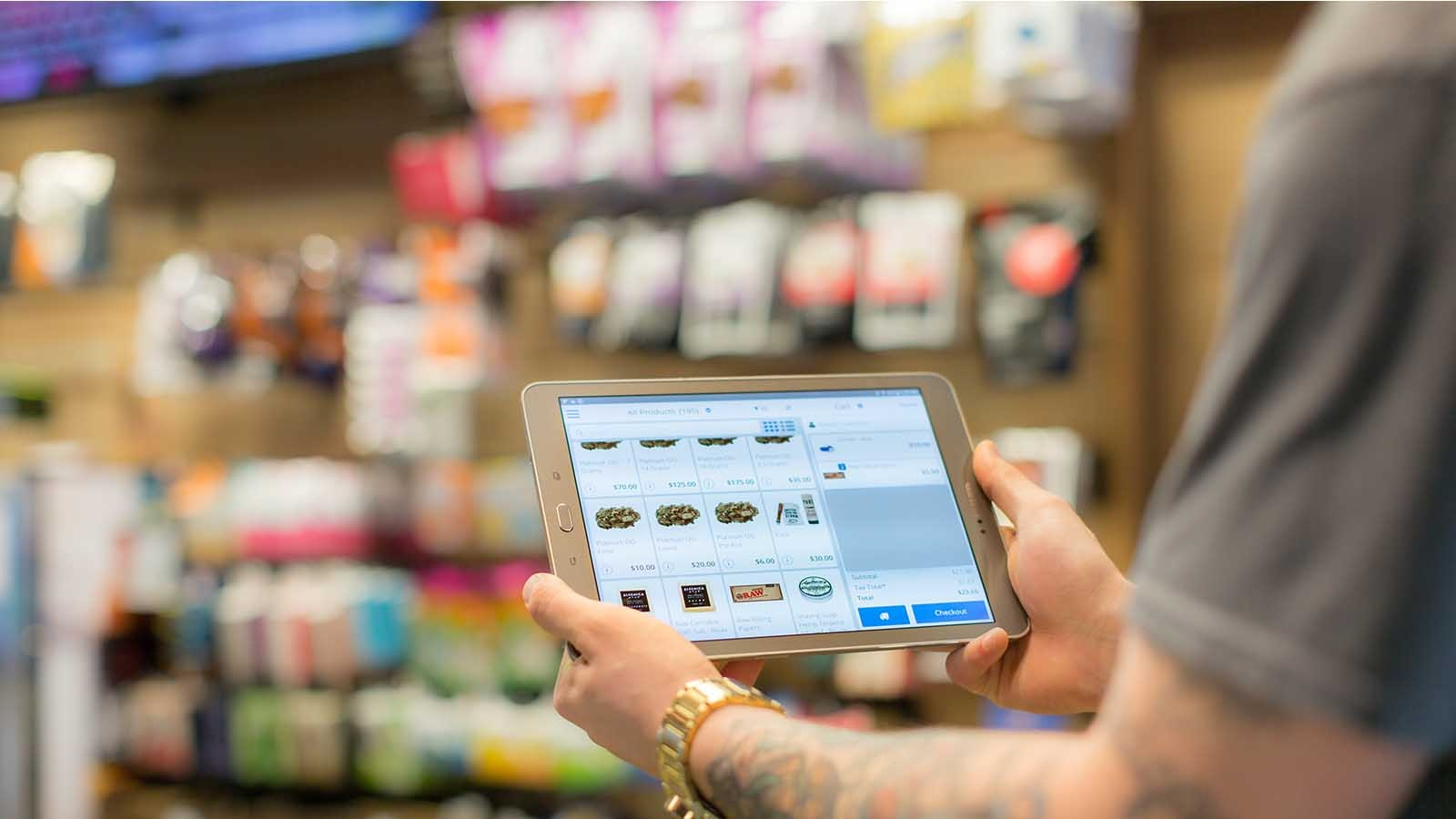 Cannabis Retail POS Systems: A Hardware Guide for Retailers