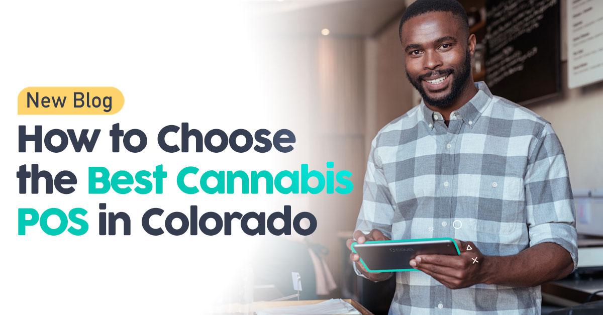 Best Cannabis Retail POS for Colorado Dispensaries