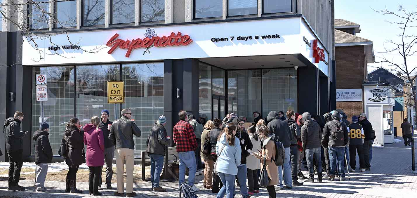 cannabis dispensary license application requires a prospective physical location
