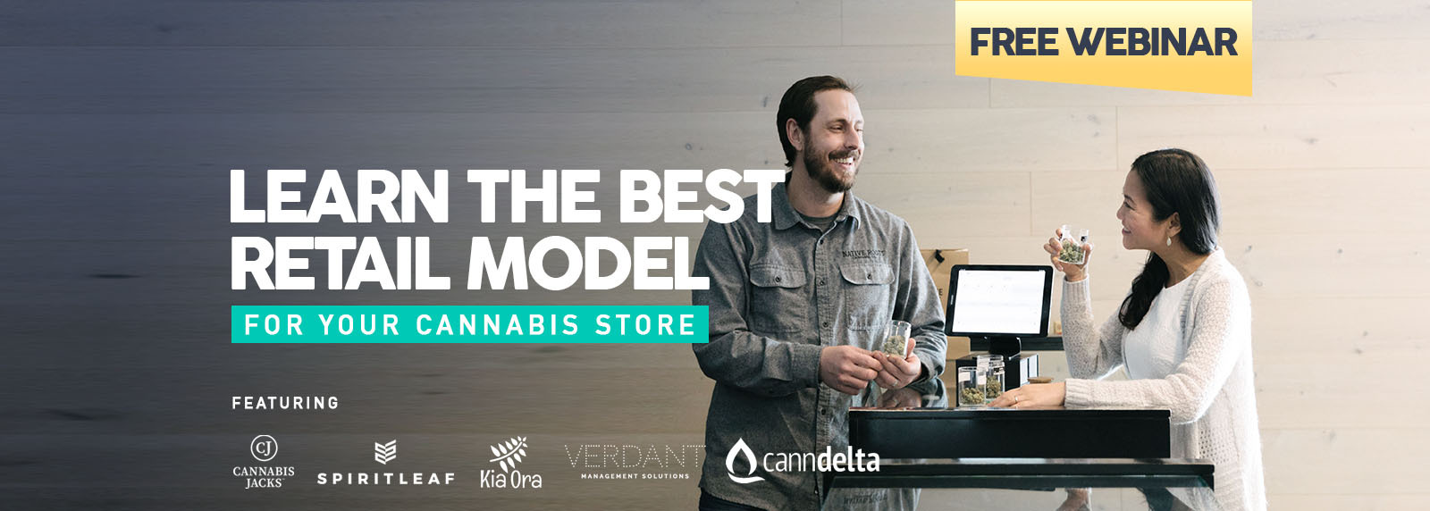Cova and CannDelta Webinar - Learn the Best Retail Model for Your Cannabis Store