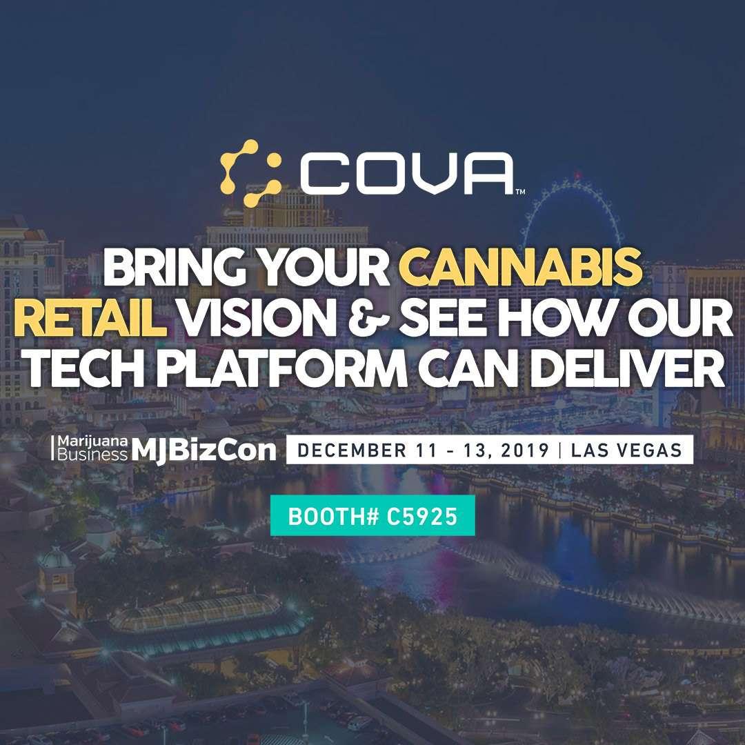 COVA | MJBizCon 2019