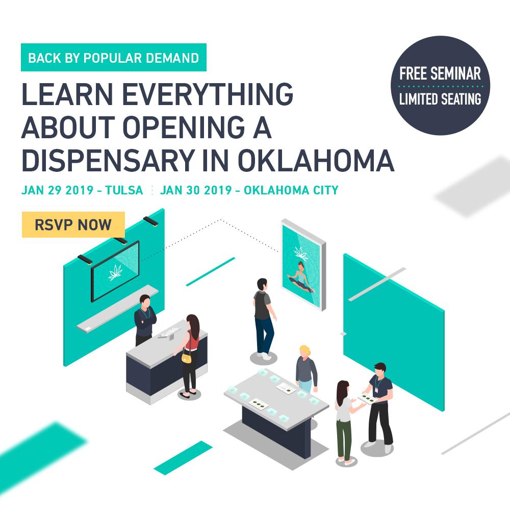 Cova | Cannabis Dispensary Software Oklahoma Seminar
