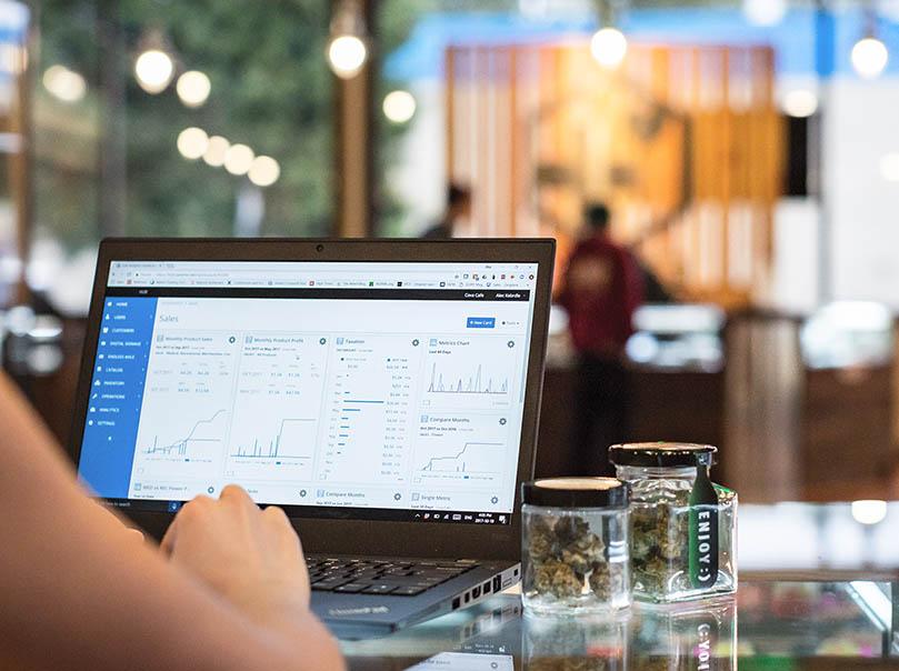 Cannabis Dispensary POS Software | Cova Software