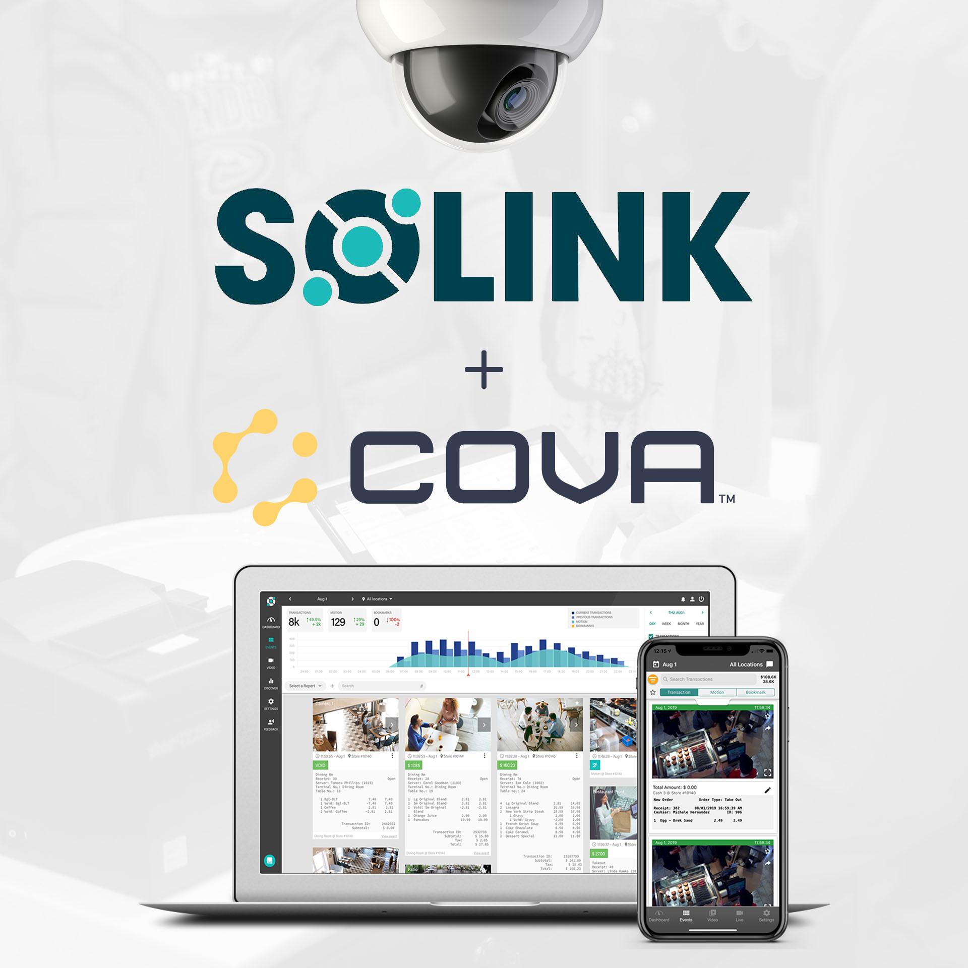 COVA | Solink Integration