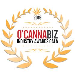 Ocannabiz-award