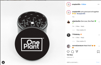OnePlant on Instagram
