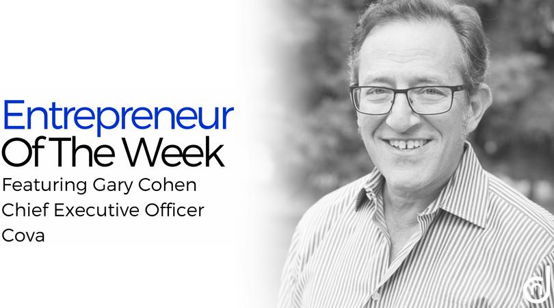 Entrepreneur of the Week: Gary Cohen